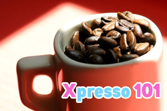 Xpresso Intro tutorial