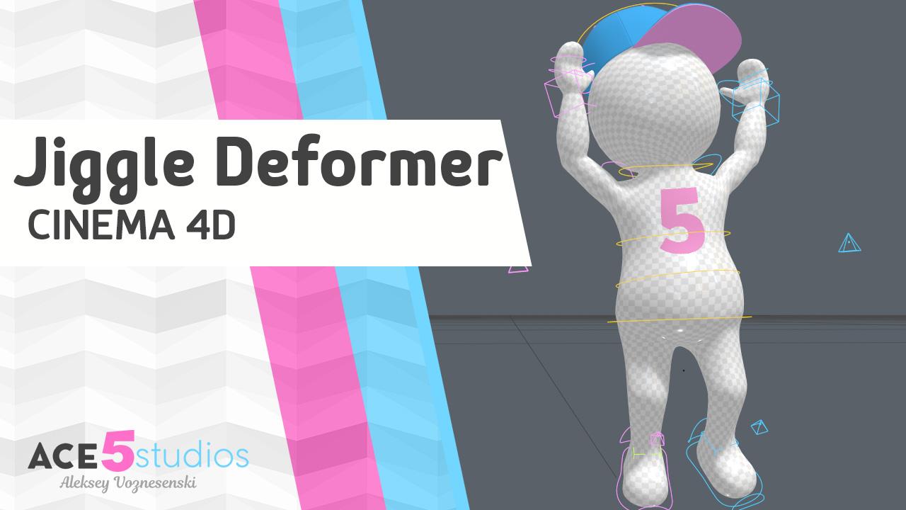 Jiggle Deformer – Blubber Time