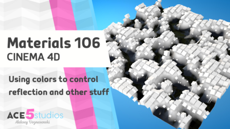 Materials 106 – using color to control stuff