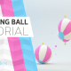 free c4d rig bouncy ball cinema 4d