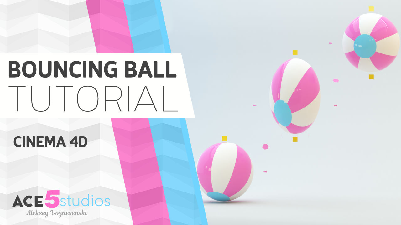 Bouncing Ball – Cinema 4D tutorial
