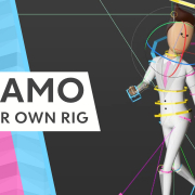 use your own rig with mixamo animation in cinema 4d with rigged characters