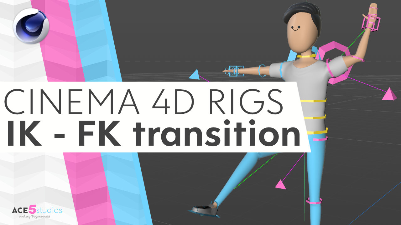 IK – FK transition during animation
